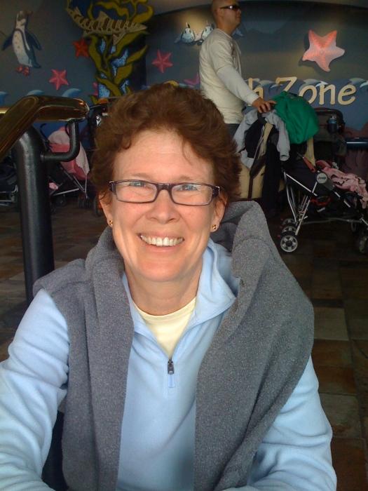 Pseudomonas aeruginosa scientist Carrie Harwood. One of the nicest people in Science!